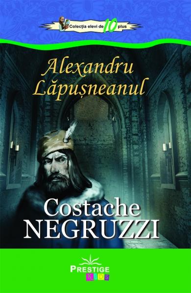 alexandru lapusneanul costache negruzzi
