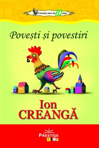 Povesti si povestiri - Ion Creanga