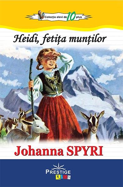 Heidi, fetita muntilor 0