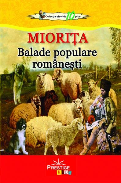 balade populare romanesti miorita