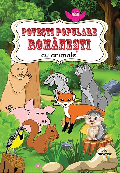 Povesti populare romanesti cu animale 0