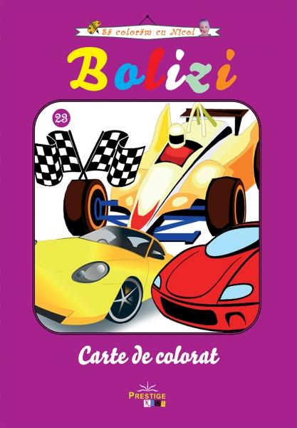Bolizi - carte de colorat 0